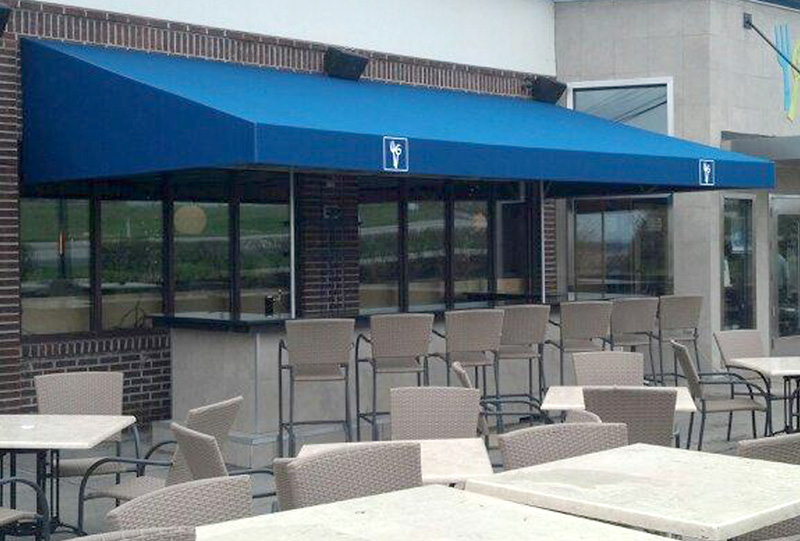 Welded Frame Awnings