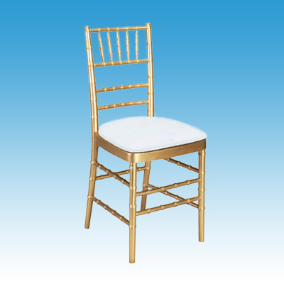 Gold Chiavari Chair Rental