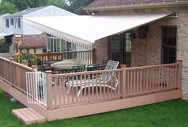 Adjustable Pitch Retractable Awning Affordable Tent And