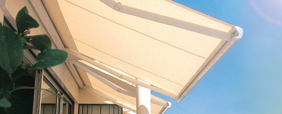 Retractable Monoblock Awnings