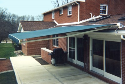 Roof Mounted Retractable Awning Affordable Tent And