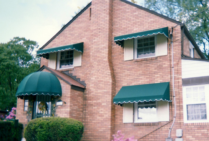 Welded Frame Awnings Affordable Tent And Awnings