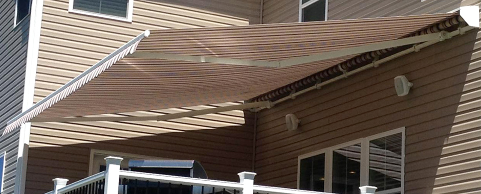 Retractable Awnings | Affordable Tent and Awnings ...